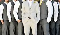 Wedding Grey Suits