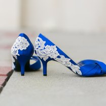 Wedding Shoes Royal Blue Wedding Heels Blue Bridal Shoes