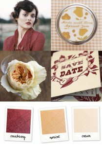 What A Great Color Palette For A Fall Wedding Or Even Home Decor