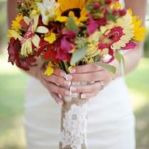 Wildflower Wedding Bouquet Archives