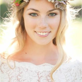 13 Flower Crowns For Your Boho Wedding