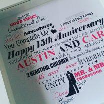 17 Best Ideas About 15th Wedding Anniversary On Emasscraft Org
