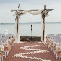 17 Best Ideas About Beach Wedding Ceremonies On Emasscraft Org