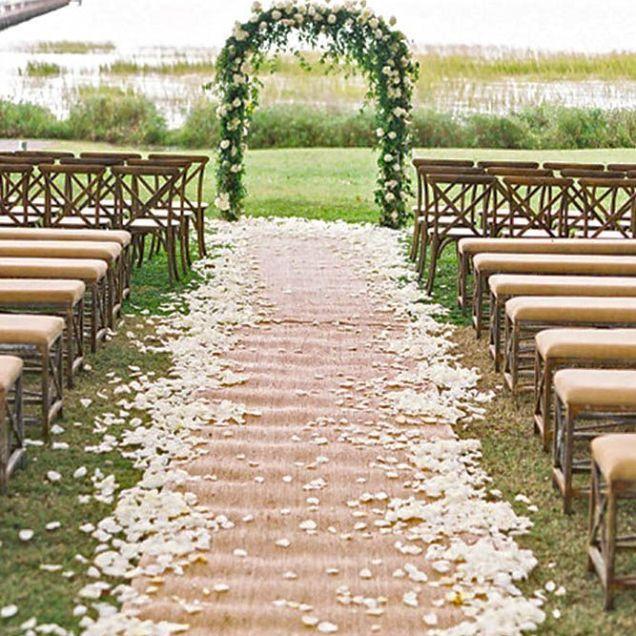 17 Best Ideas About Burlap Wedding Decorations On Emasscraft Org