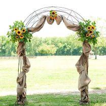 17 Best Ideas About Fall Wedding Arches On Emasscraft Org