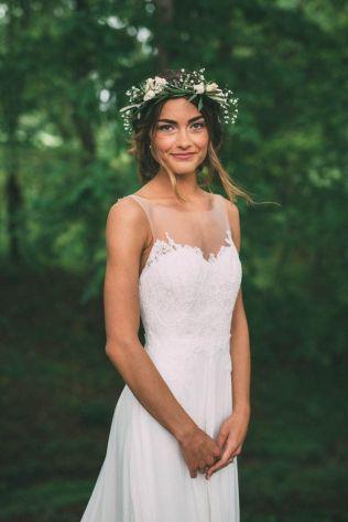 17 Best Ideas About Flower Crown Wedding On Emasscraft Org
