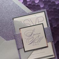 17 Best Ideas About Lavender Wedding Invitations On Emasscraft Org