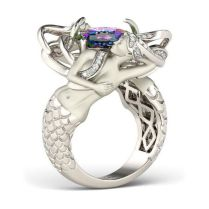 17 Best Ideas About Mermaid Ring On Emasscraft Org