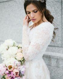 17 Best Ideas About Modest Wedding On Emasscraft Org