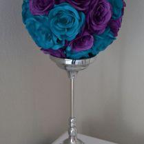 17 Best Ideas About Purple Teal Weddings On Emasscraft Org