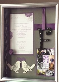 17 Best Ideas About Wedding Shadow Boxes On Emasscraft Org