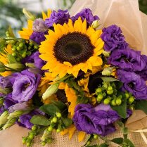 17 Best Images About Sunflowers & Purple On Emasscraft Org