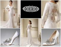 2017 Satisfying Twilight Wedding Shoes Inspiration