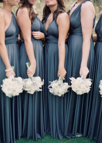 23 Slate And Dusty Blue Wedding Ideas