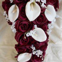 25 Best Ideas About Burgundy Wedding Flowers On Emasscraft Org
