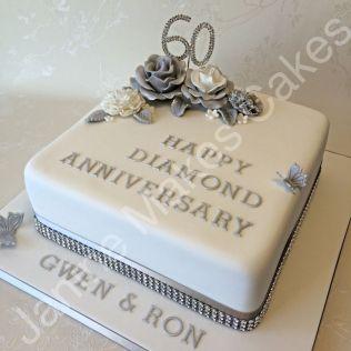 25 Best Ideas About Diamond Wedding Cakes On Emasscraft Org