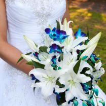 25 Best Ideas About Lily Wedding Bouquets On Emasscraft Org
