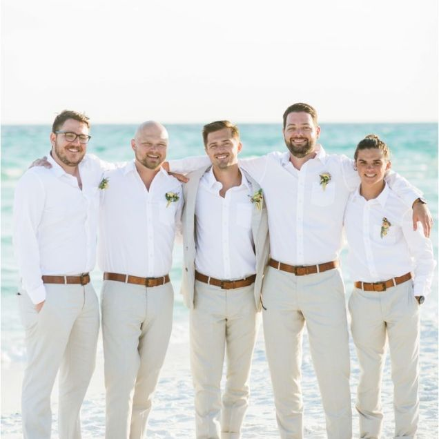 25 Best Ideas About Mens Beach Wedding Attire On Emasscraft Org