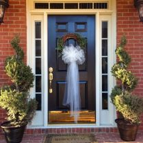25 Best Ideas About Wedding Door Wreaths On Emasscraft Org