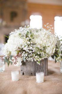 25 Best Ideas About White Flower Centerpieces On Emasscraft Org