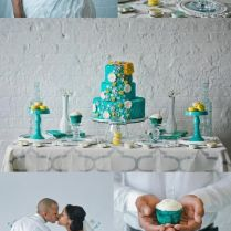 25 Best Images About Yellow, Turquoise & Grey Wedding On Emasscraft Org