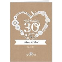 30th Wedding Anniversary Gifts