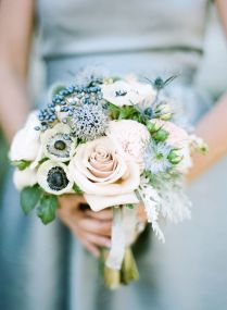 40 Anemone Wedding Ideas (bouquets, Cakes And Invitations)