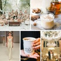 5 Wonderful Winter Wedding Ideas Chic Vintage Brides