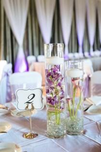 Aifya And Chris Lavender Wedding Table