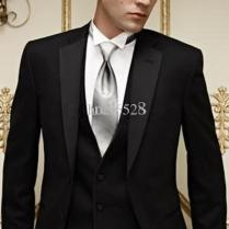 Anticipating A Day On The Aisle In Groom Suit
