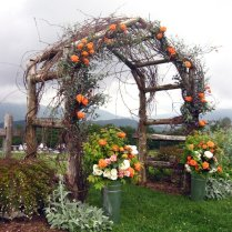 Arbor Decorations For Weddings