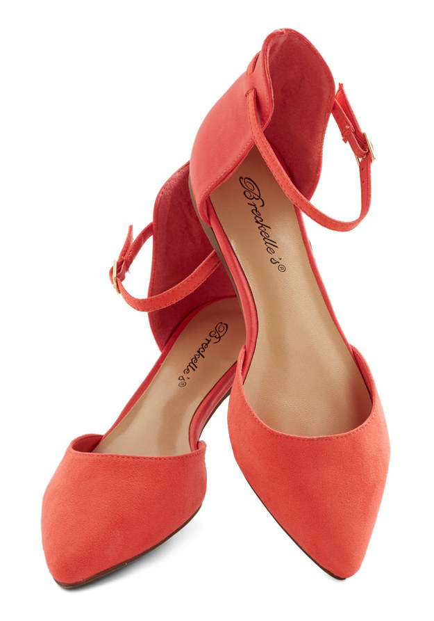 Best Coral Wedding Shoes