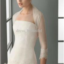 Can You Add Sleeves To A Strapless Wedding Dress Â« Bella Forte