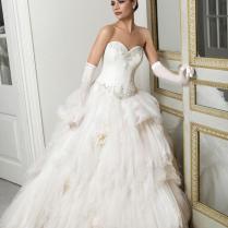 Chanel Wedding Dress From Hollywood Dreams