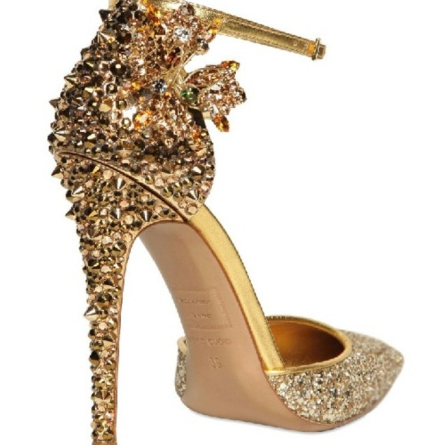 Cheap Gold Shoes For Wedding