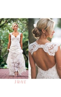 Cheap Summer Wedding Dresses And Bridal Gowns