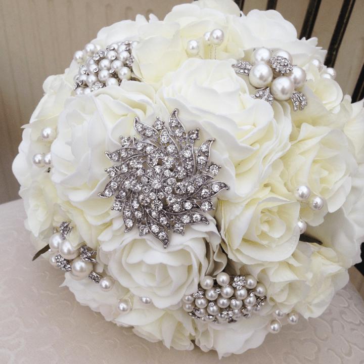 Silk wedding flower ideas mightylinksfo