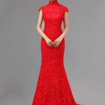 Chinese Wedding Dress Are Alway In Red, For Many East Contries