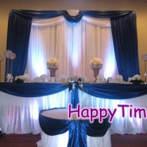 Compare Prices On Royal Blue Wedding Backdrop