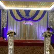 Compare Prices On Royal Blue Wedding Backdrops