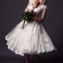 Compare Prices On Vintage Tea Length Wedding Dress