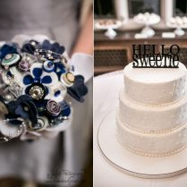 Doctor Who Wedding Cake Topper