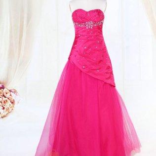 Dress Fuschia