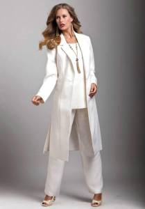 Dressy Pant Suits For Fall Weddings