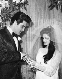 Elvis And Priscilla Presley's Las Vegas Wedding Everything You