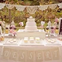 Five Creative Dessert Table Ideas