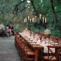 Gallery Forest Wedding Decor Design