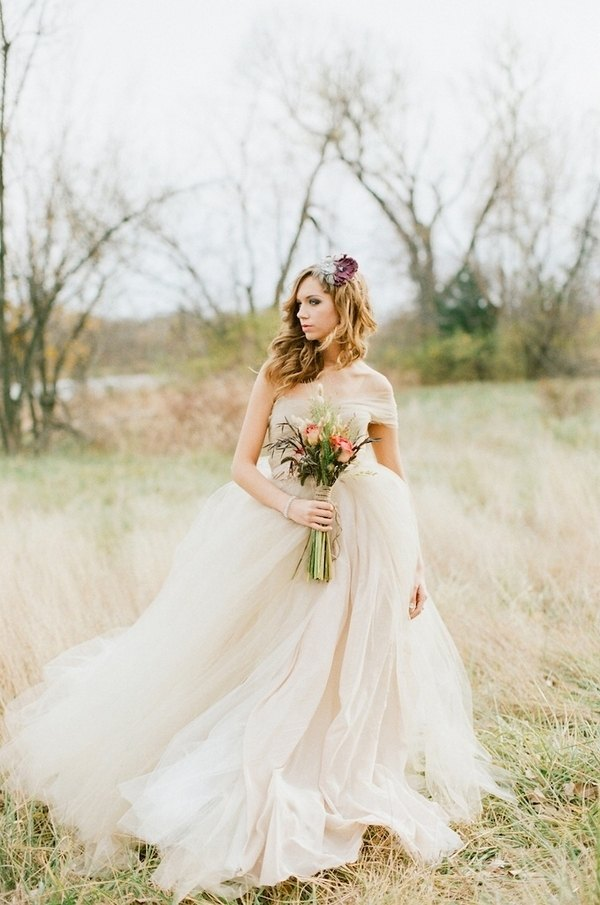 Gorgeous Rustic Vintage Wedding Dresses