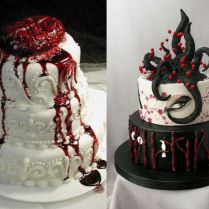 Halloween Wedding Ideas Ideas Chic Halloween Themed Wedding