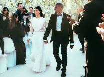 Happy Anniversary, Kimye! Let's Celebrate By Reliving Every Detail